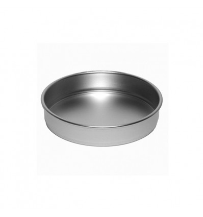 Silverwood Round Baby Cake Pan 4in x 1in