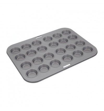 Judge Bakeware Mini Pan Plain 24 Cup Non-Stick
