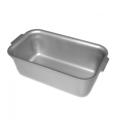 Silverwood 1lb Loaf Pan with Rounded Corners