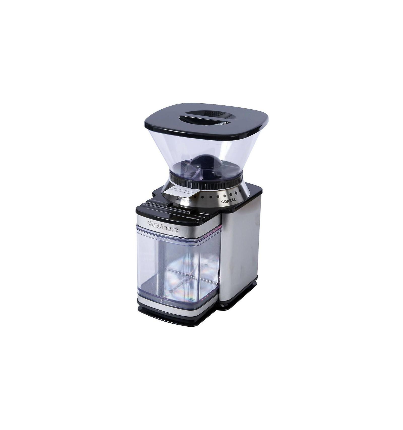 Burr Coffee Grinder ~ Burr mill coffee grinder