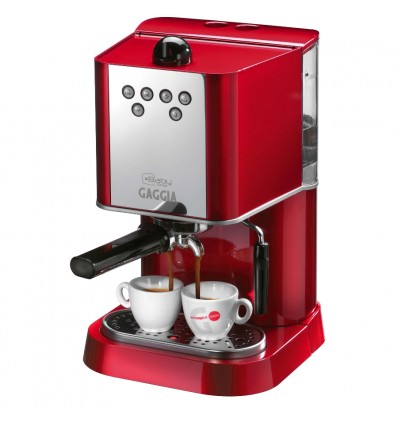 Gaggia Baby Dose Red