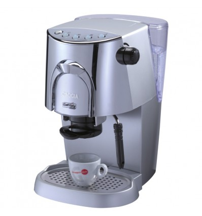 Gaggia K111D Caffitaly Capsule System Coffee Maker Silver
