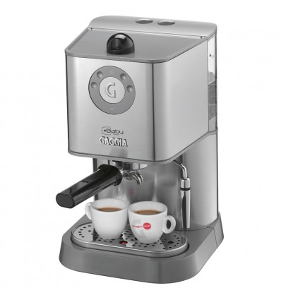 Gaggia Baby Twin Coffee Maker
