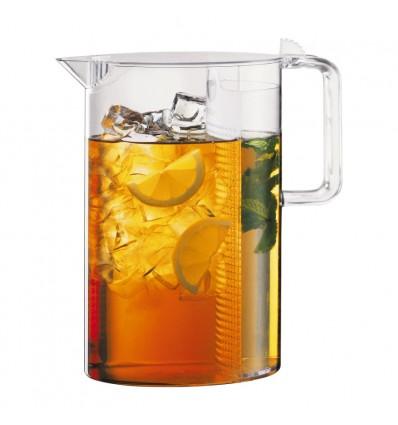 Bodum Ceylon Ice Jug with Filter 1.5 L, Transparent