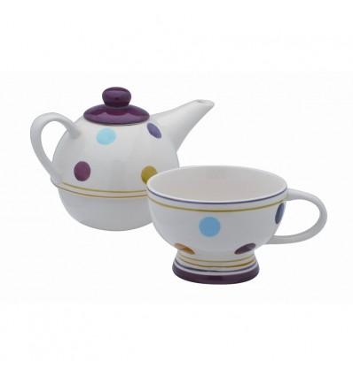 Typhoon Tea For One Set