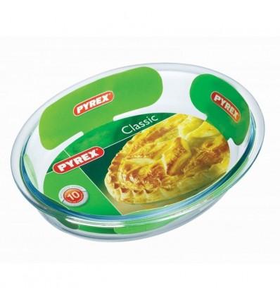 Pyrex Oval Pie Dish 0.75L